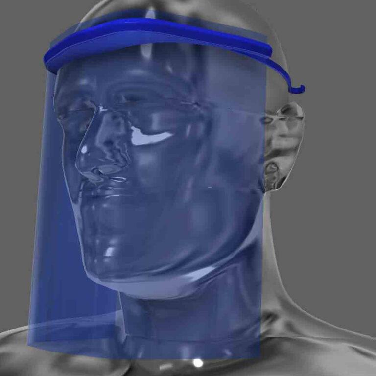 Visiera Protettiva Covid 19 – Stampa 3D
